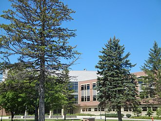 University of Wisconsin–Superior - Swenson Hall