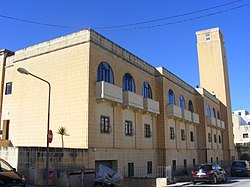 Swieqi Parish Church 10.jpg