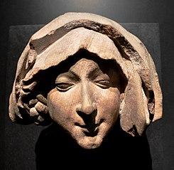 "head of a Sibyl ""Bärbel von Ottenheim"""