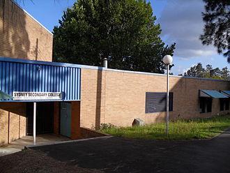 Sydney Secondary College Blackwattle Bay Campus - Image: Sydney Secondary College
