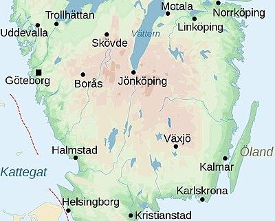 Sydsvenska höglandet