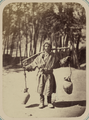 Syr Darya Oblast. City of Khodzhent. Water Carrier WDL10933.png