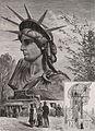 Tête de la Statue de la Liberté, dans le Parc du Champ-de-Mars.jpg