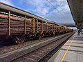 Tømmertransport ved Oslo sentralstasjon.jpg