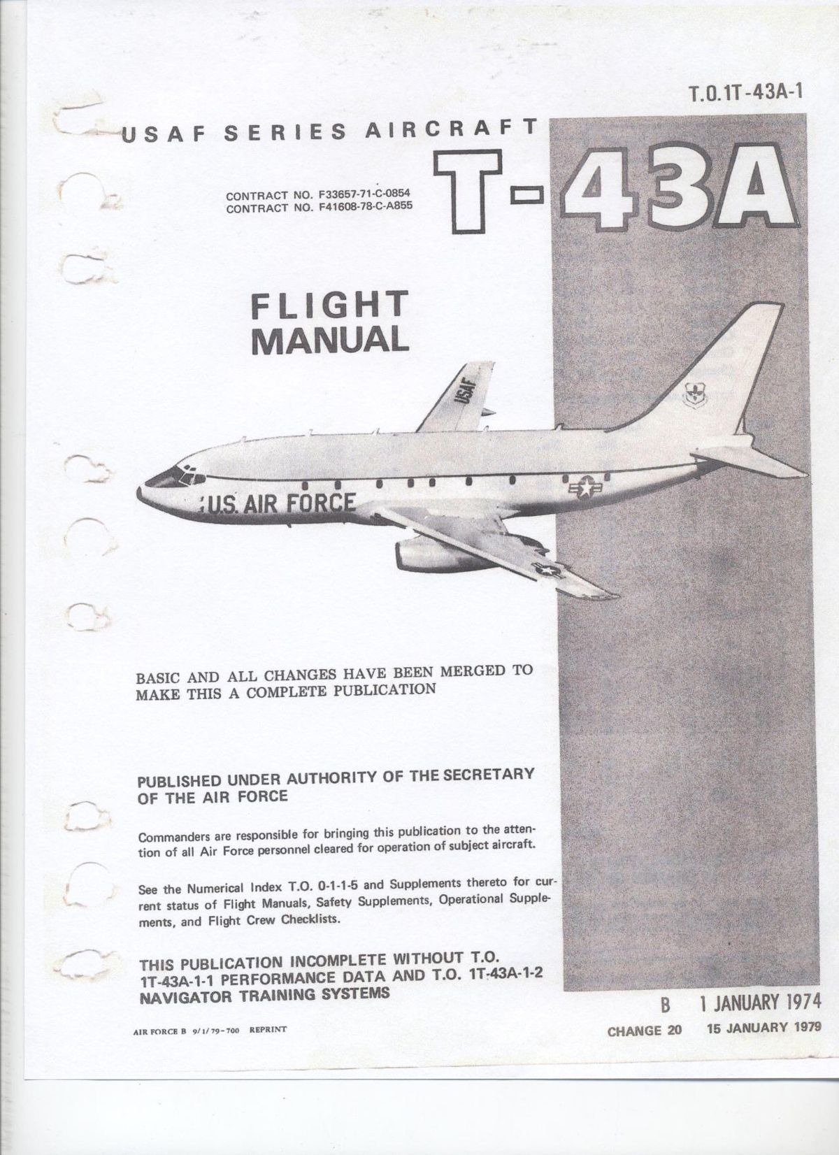 Aircraft flight manual - Wikipedia