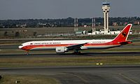 D2-TEH - B77W - TAAG Angola Airlines