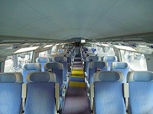 Euroduplex - Image: TGV 2N2 interior
