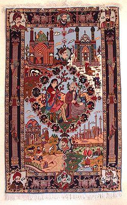 Alfombra de tabriz wikipedia la enciclopedia libre for Precio de las alfombras persas