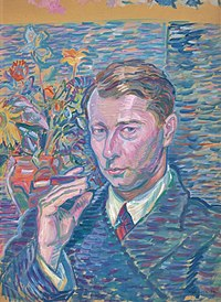Tadeusz Dobrowolski's self-portrait.jpg