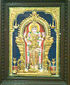 Tamil Nadu Art - rich and intricate religious paintings.jpg