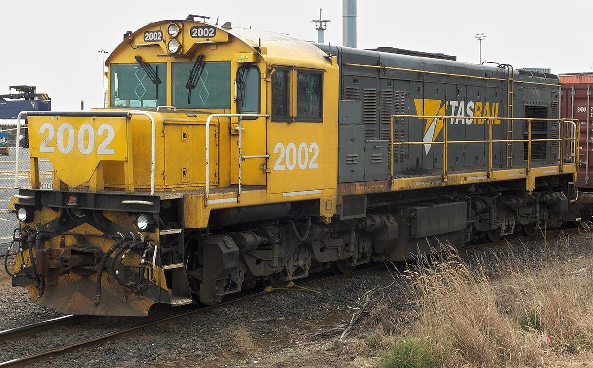 Electro Motive Diesel >> TasRail DQ class - Wikipedia