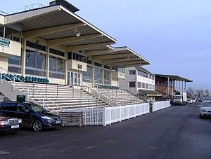 Taunton Racecourse - Image: Tauntonracecourse