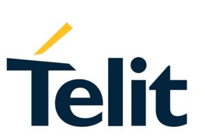 Telit - Image: Telit 2015 logo