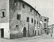 Teramo wikipedia for Progetto casa rettangolare