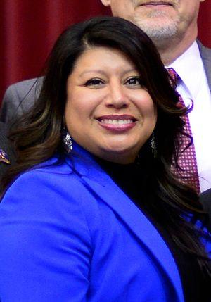 Teresa Alonso Leon - Image: Teresa Alonso Leon