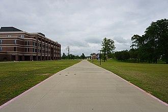 Texas A&M University–Texarkana - Image: Texas A&M University–Texarkana April 2016 04