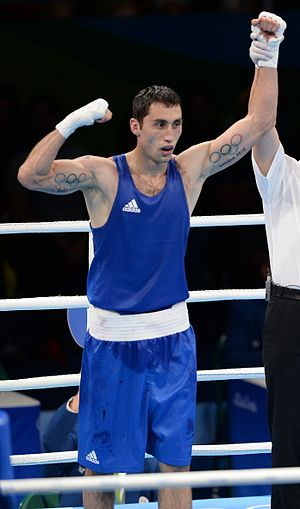 Teymur Mammadov - Mammadov at the 2016 Olympics