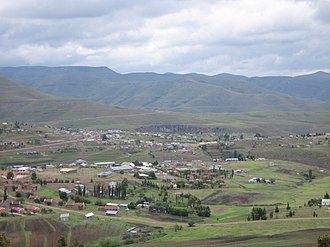 Thaba-Tseka District - Image: Thaba Tseka panoramio