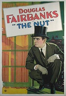 <i>The Nut</i> (1921 film) 1921 film by Theodore Reed