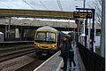 The 09.58 to London King's Cross arrives at Arlesey, Bedfordshire. - panoramio.jpg
