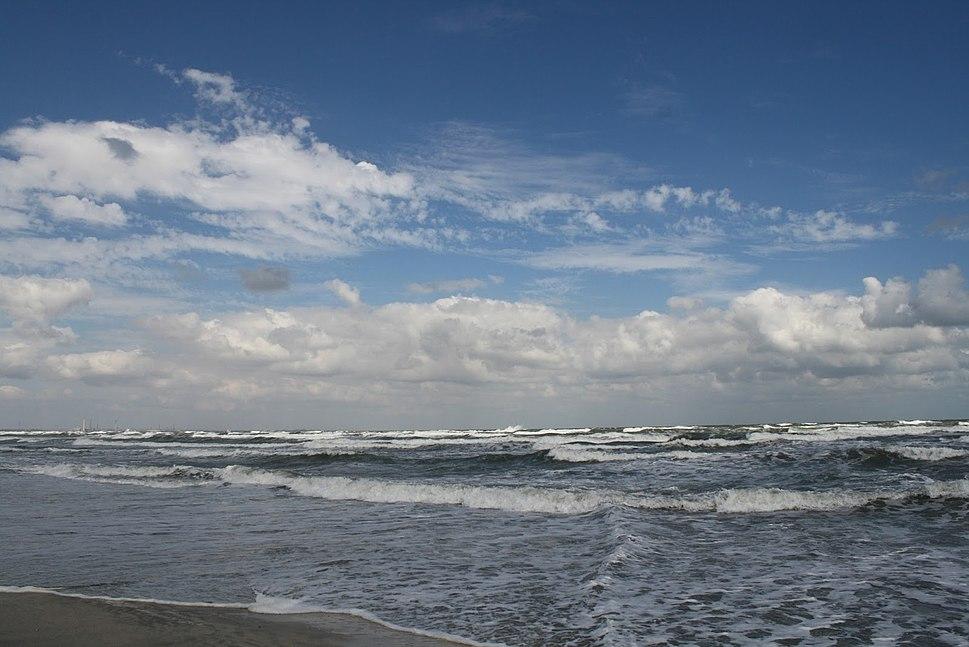 The Black Sea near Constan%C5%A3a, Romania