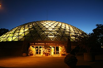 Beyond the Black Rainbow - The interior and exterior of the Bloedel Floral Conservatory was used numerous times in the film