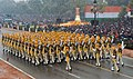 The CISF marching contingents passes through the Rajpath during the 66th Republic Day Parade 2015, in New Delhi on January 26, 2015.jpg