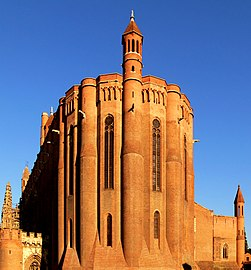 The Cathedral Of Saint Cecile, Albi, Tarn, France.jpg