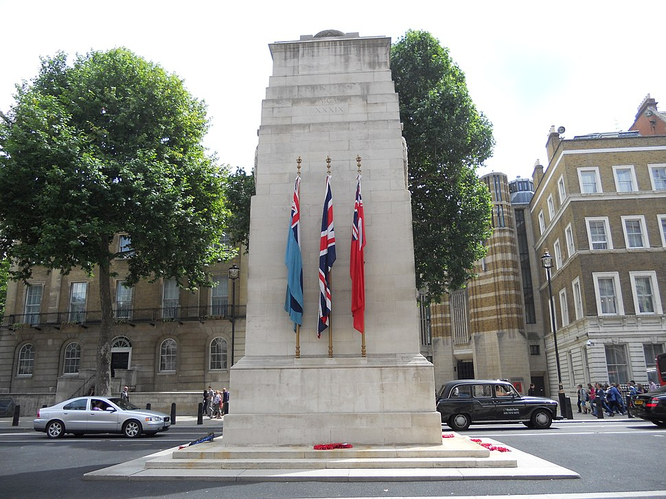The Cenotaph, Whitehall, London (14 July 2011) 6