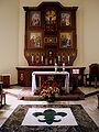 The Chapel of St Jadwiga's Relic inside the church.jpg