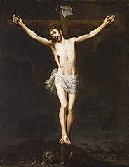 The Crucifixion (La crucifixión)