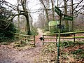 The Entrance to High Scrubs Wood - geograph.org.uk - 1184570.jpg