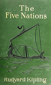The Five Nations pg 1