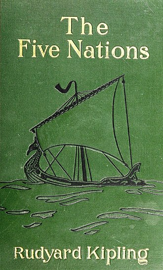 The Five Nations - Image: The Five Nations pg 1