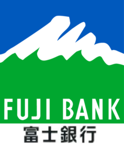 The Fuji Bank, Limited Logo.png