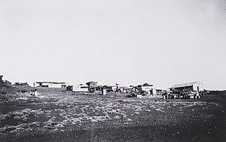 The Granites gold mine Gold mine in the Northern Territory of Australia