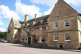 Wansford, Cambridgeshire - Image: The Haycock, Wansford in England geograph.org.uk 528954
