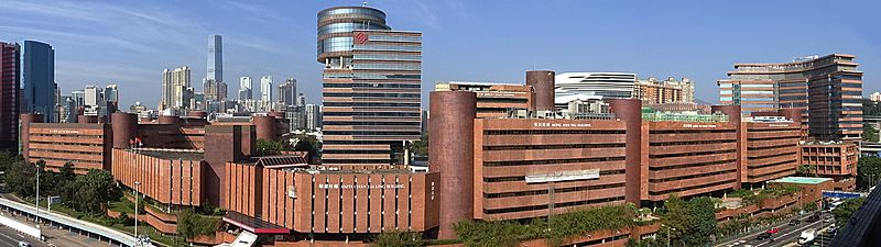Hong Kong Polytechnic University - Wikipedia