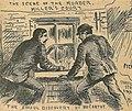 The Illustrated Police News - 17 November 1888 - The scene of the murder, Miller's Court.jpg