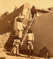 The Indian Pueblo of La Guna, New Mexico, by Continent Stereoscopic Company.png