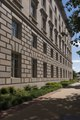 The Internal Revenue Service Building, located in the center of the Federal Triangle complex in Washington, D.C LCCN2013634114.tif