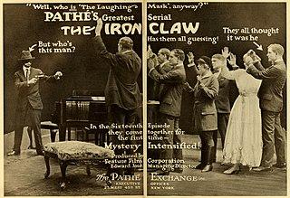 <i>The Iron Claw</i> (1916 serial) 1916 film