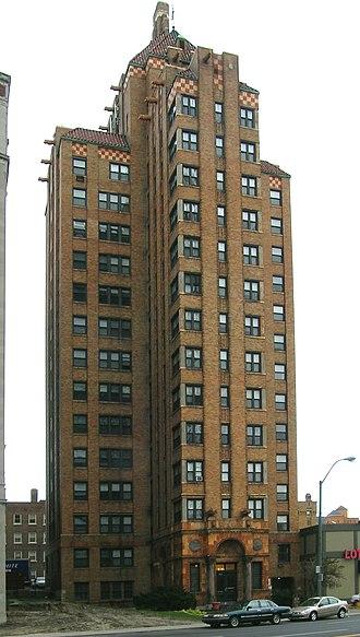 The Kean - Image: The Kean Detroit MI