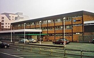 The Leeds Studios - The Emmerdale production complex