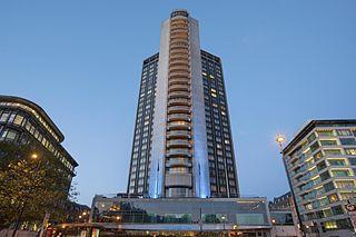 hotel in London, England