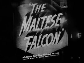 Archivo:The Maltese Falcon trailer(1941).webm