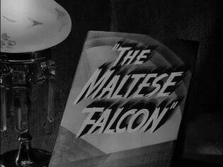 File:The Maltese Falcon trailer(1941).webm