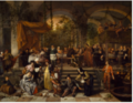 The Marriage Feast at Cana .PNG
