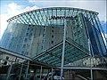 The Marriott London Kensington Hotel on Cromwell Road - England - United Kingdom - Stunning Glass-facade and great location plus signature luxuries await! January 2010 - Enjoy! ) (4252817063).jpg