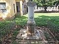 The Martyr Memorial, built at Raspur village in memory of Shrish Chandra Mitra 20190323 130910 03.jpg